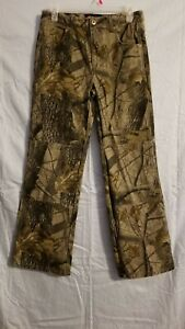 Outfitters Ridge Camouflage Cargo Pants Hunting Size 16 R NWO T