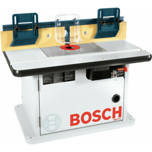 Bosch RA1171 RT 15 Amp Cabinet Style Corded Router Table Certified Refurbished $129.99