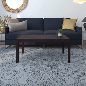 Ameriwood Home Parsons Coffee Table Espresso