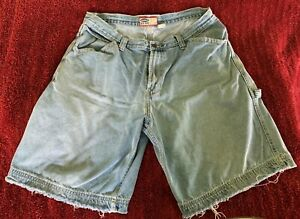 OLD NAVY SHORTS MENS Large 38quot; Distressed $8.00