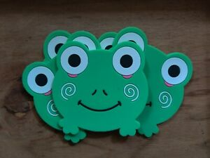 BN Silicone Coaster placemat Frog Set of 4