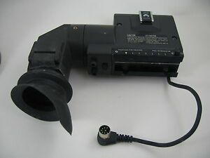 Sony DXF M2 TV Camera Electronic Finder Viewfinder 8 pin connector Broadcast OLD $50.00