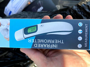 CHOOSEEN 2020 Upgraded Digital Medical Infrared Forehead Ear Thermometer $15.99