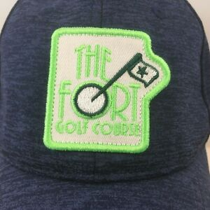 Armour Cap Under Hat the Fort Golf Course Indianapolis Strap Back Polyester $12.99