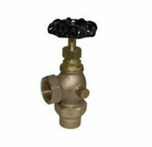 Legend Valve 111 114NL No Lead T 442 Bronze Angle Meter Valve with Waste 3 4... $77.77