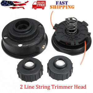 2 Line Universal Spool Mower Trimmer Strimmer Head Cutting For RYOBI EXPAND IT
