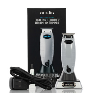 Andis 74000 Professional Cordless T Outliner Beard Hair Trimmer US $149.95