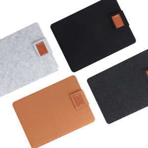 Felt Portable Cover Sleeve Laptop Case Ultrabook For Macbook Air Pro Retina