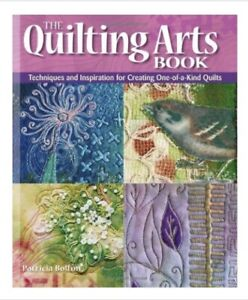 The Quilting Arts Book by Bolton Patricia Paperback $3.00