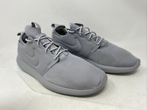 Nike Mens Roshe 2 Running Shoes Grey Size 11M US $39.95
