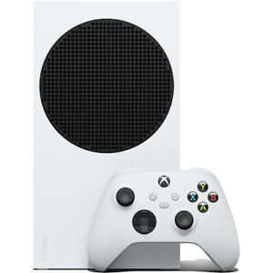 NEW Microsoft Xbox Series S 512GB All Digital Console Disc free Gaming White $394.99