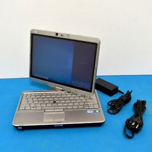 HP EliteBook 2760p 12.1quot; i3 2350M 2.30GHz 4GB Ram 320GB HDD Win 10 Pro amp; Charger $129.99