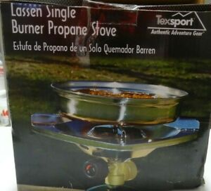 Texsport 14213 Propane Camping Stove