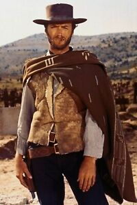 Clint Eastwood Poster 24x36 inch rolled wall poster $10.00