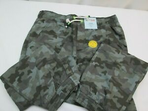 Cat And Jack Boys Camo Size 16 Jogger Pants NWT $11.39