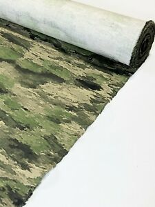 ATACS IX Extreme Nylon Cotton Ripstop Fabric Camouflage Military 65quot;W Uniform