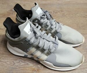 💥ADIDAS EQUIPMENT Adv 91 16 Gray White Sneakers Trainer Shoes Mens Size 9.5 $38.00