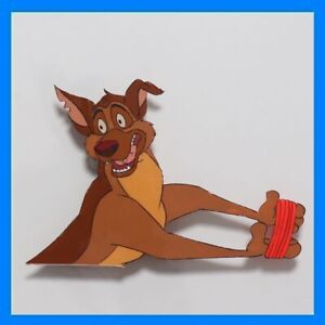 ALL DOGS GO TO HEAVEN CHARLIE Original Animation Cel Authentic Production Art $29.99