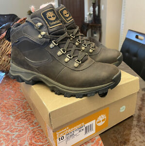 Timberland 2730R Brown Men#x27;s Hiking Boot Size 10
