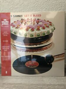 The Rolling Stones Let It Bleed RSD Black Friday Only 900 Copies $600.00