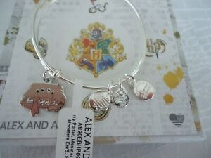 Alex and Ani Harry Potter MONSTER BOOK OF MONSTERS Bangle New W Tag Card amp; Box $32.99