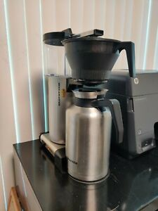 Moccamaster CDT GRAND 39340 Automatic Drip Stop Coffee Technivorm Thermal Carafe $207.00