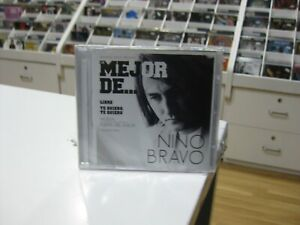 Nino Bravo CD Europe Lo Best 2013