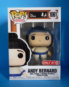 Funko Pop The Office Andy Bernard in Sumo Suit Target Exclusive $29.95