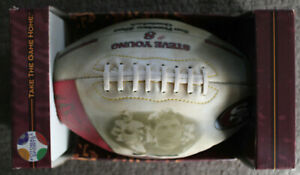 Steve Young Autographed Commemorative Football Limited Edition Facimile 25000 $50.00