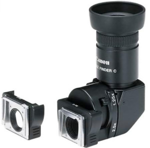 Canon Angle Finder C for Canon EOS SLR Cameras $95.00