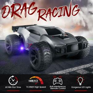2.4GHz High Speed Rc Cars Offroad Hobby Racing Kids RC Car $45.98