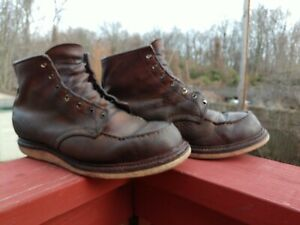 Red Wing Heritage 1907 size 10E2