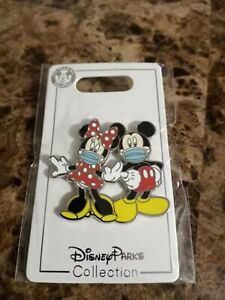 Disney Pin Mickey Mouse Minnie Mouse Pin Mickey In Mask Fantasy Pin $9.99