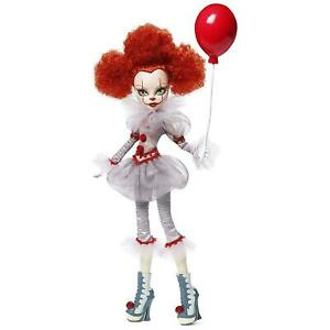 NEW Mattel Monster High Skullector Pennywise IT Collector Doll **IN HAND** $84.95