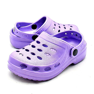 Rubber clog style beach shoes sandals kids CLEARANCE $9.58