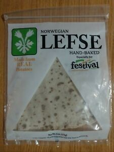 Excellent Norwegian Lefse
