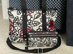 Coach Authentic Handbag Purse 16583 With Matching Wallet