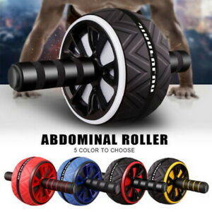 Ab Roller Abs Workout Carver Pro Wheel Abdominal Home Gym Exercise Equipment ` $32.10