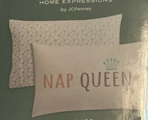 Nap Queen Pillow Case Home Expressions Standard Size