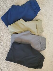 Mens Under Armour Golf Pants 32x32 Lot of 4 $72.00