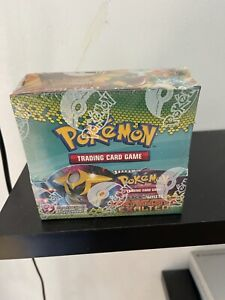 pokemon booster box sealed Dragons Exalted $7500.00