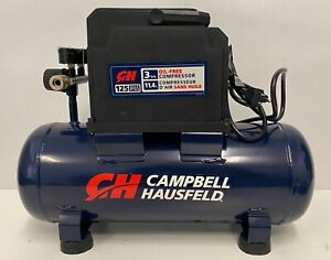 Campbell Hausfeld 3 Gallon Portable Air Compressor with Inflation Kit amp; Air Kit $157.49