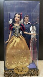 Disney Fairytale Designer Collection Snow White And The Prince 3725 Of 6000 $300.00