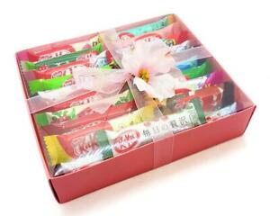 Japanese Kit Kat Special Collection 21 Assorted Flavors Mini Bars Gift Boxed $39.95