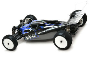 Exotek Tekno 1 10 EB410 4WD buggy Edge light weight Clear Body for EB410 EB410.2 $28.95