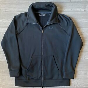 New under armor cold gear storm zip Jacket Womens Size large $29.77