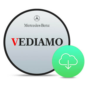 VEDIAMO 5.05 FULL DIAGNOSTIC PROGRAM FOR MERCEDES BENZ $47.00