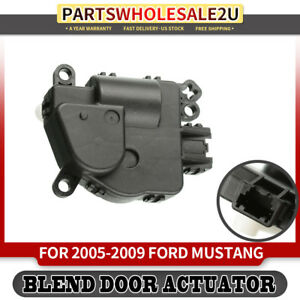 HVAC A C Heater Blend Door Air Inlet Actuator for Ford Mustang 05 09 6R3Z19E616A $17.49
