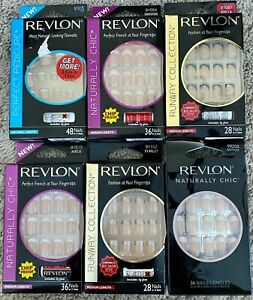 BUY2 GET 1 FREE Add 3 To Cart Revlon Naturally Chic Runway Collection Nail NEW $8.99