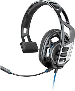 Plantronics Gaming Headset Rig 100Hs for PlayStation 4 Black $15.00